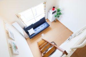 学生の一人暮らし部屋